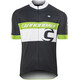 Sugoi Evolution Zap Bike Jersey Shortsleeve Men green/black
